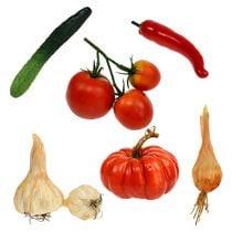 Légumes artificiels