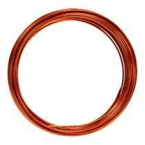 Fil aluminium 2mm 100g orange