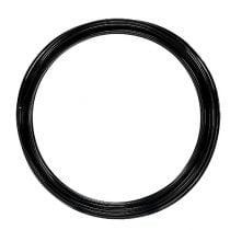 Fil aluminium 2mm 100g noir