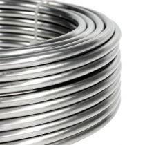 Fil d'aluminium 5mm 1kg argent
