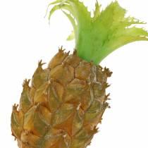 Mini ananas artificiel H6,5cm - 8cm 6pcs