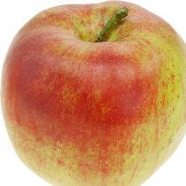 Pomme artificielle, fruit décoratif Ø8cm 4pcs