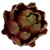 Artichaut brun, vert Ø10cm H11cm