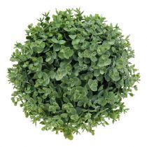 Boule de buis artificiel vert Ø26cm