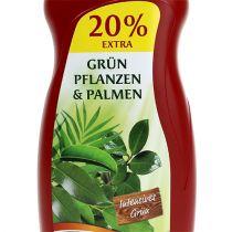 Engrais pour plantes vertes et palmiers Chrysal 1000ml