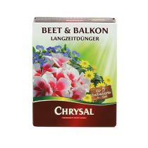 Lit d'engrais à libération lente Chrysal & Balcon 300g