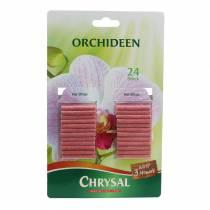 Chrysal Engrais Sticks Orchidées 24pcs