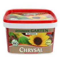 Engrais organique Chrysal Healthy Garden 2,5 kg