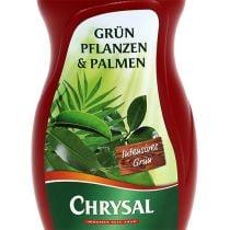 Plantes vertes Chrysal et engrais pour la paume 250ml
