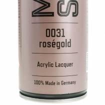 peinture en spray Métallisé Or Rose 400ml