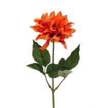 Dahlia orange 28 cm 4 p.