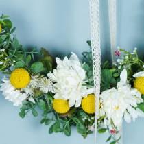 Dahlia Blanc 28cm 4p