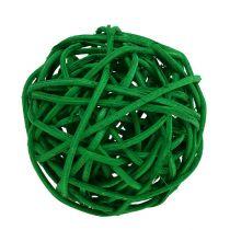 Lot de balles décoratives vertes Ø 5 cm 36 p.