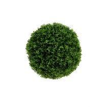 Boule décorative verte Ø 23 cm