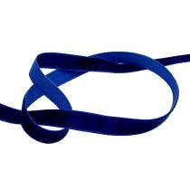 Rubans déco Velvet Blue 10mm 20m