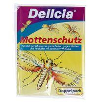 Paquet double de protection anti-mites Delicia