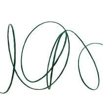 Fil de papier armé 50 m vert