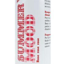 Parfum vaporisateur rose 400ml