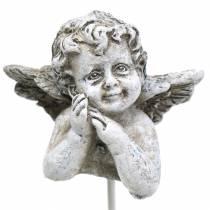 Grave bijoux décoratif plug ange 3.5cm 8pcs