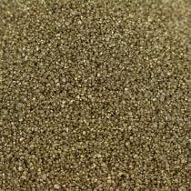 Couleur sable 0.5mm or jaune 2kg