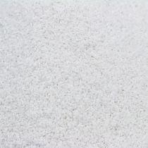 Couleur sable 0,1 mm - 0,5 mm blanc 2 kg