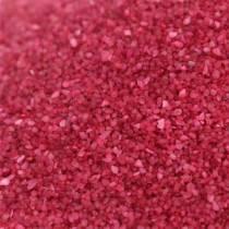 Couleur sable 0,5 mm fuchsia 2 kg