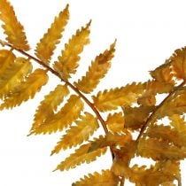 Fougère artificielle couleurs d'automne 33cm 12pcs