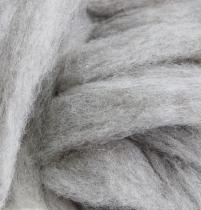 Rivet laine 10m gris