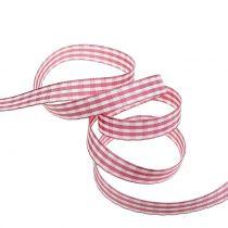 Ruban Cadeau Ruban Rose 15mm 20m