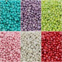 Granulés 2 – 4 mm coloré Brillant Light 1 litre