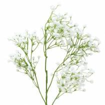 Souffle de bébé Gypsophila Blanc 66cm