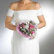 Porte bouquet de mariée en mousse florale Ø7cm 16cm 6pcs