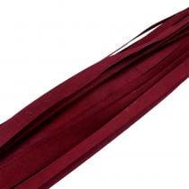 Sangles de bois bordeaux 95 - 100 cm 50 p.