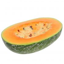 Demi-melon 22,5 cm orange clair