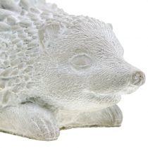 Figurine de jardin hérisson 18,5 x 11,5 cm