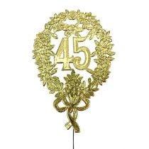 Numéros anniversaire dorés