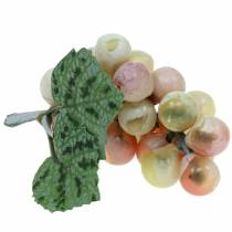 Raisins artificiels miniatures verts 9 cm