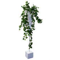 Cornet à plantes à piquer avec pied 40 x 12 cm H. 95 cm
