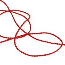 Cordon rouge 2mm 50m