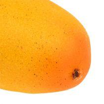 Jaune mangue artificielle 13cm