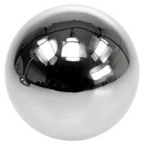 Boules déco inox Ø11cm 2pcs