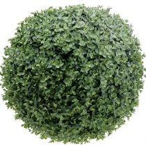 Boule de buis artificiel vert Ø38cm