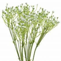 Gypsophila gypsophila artificielle en bouquet blanc 46cm 5pcs