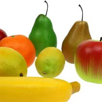Mélange de fruits artificiels en ligne