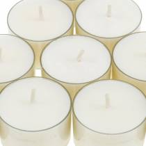 Bougies chauffe-plat PURE Nature Lights Cire de colza Durée de combustion naturelle 7 heures 18h