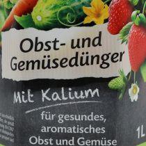 Engrais Compo Bio Fruits et Légumes 1L