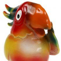 Figurine de perroquet 11,5 cm multicolore 1 p.