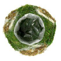 Coupelle à plantes en mousse Ø 28 cm