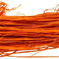 Raphia, Flairbast Orange 250gr