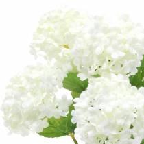 Brindille Viburnum Snowball blanc 42.5cm